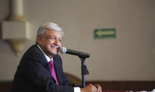AMLO confirma que expresidentes tendrán pensión del ISSSTE
