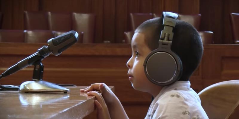 Difunden cortometraje para evitar que menores sean juzgados en Estados Unidos