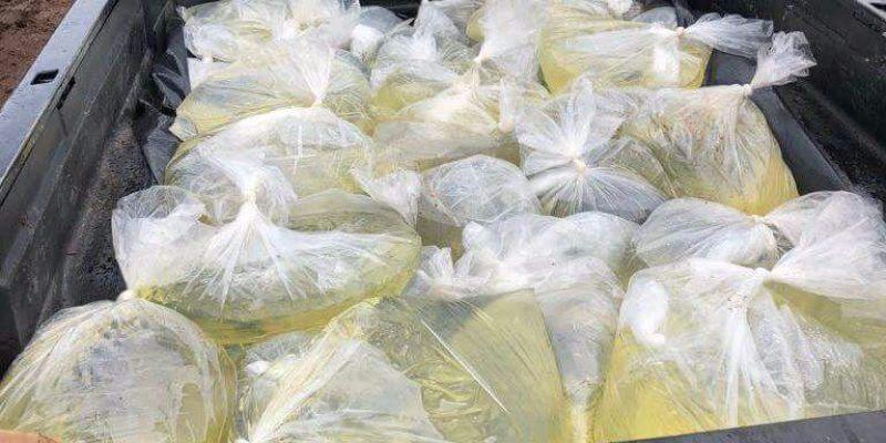 En Puebla, aseguran más de 5 mil litros de huachicol