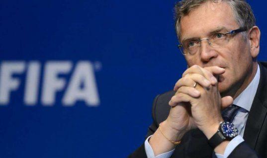 Jérome Valcke, exsecretario de FIFA, inhabilitado por 10 años