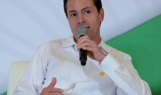 En México persisten escenarios de enorme desigualdad: Peña Nieto