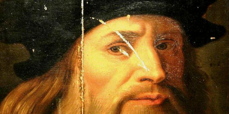 Autorretrato de Leonardo Da Vinci se exhibirá en Puebla