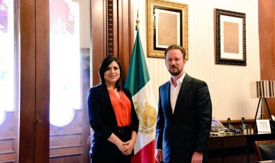 Rivera Vivanco se reunirá con Gali; no es un espaldarazo a Martha Erika, aclara