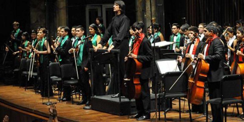 Orquesta Sinfónica Infantil de México celebra 17 años de trayectoria