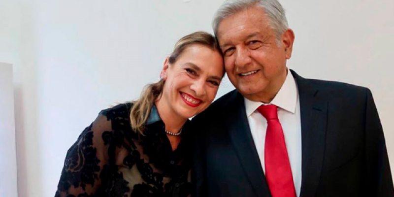 Beatriz Gutiérrez denuncia 'lenguaje cargado de odio' en Twitter