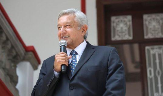 AMLO será oficialmente nombrado presidente hoy, a las 13:00 horas
