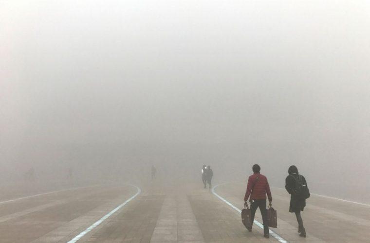 Monitoreo satelital remoto ayudará a China en lucha anticontaminación