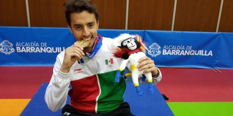 Poblanos ganan cinco medallas en Barranquilla 2018