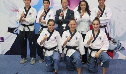 La Selección Mexicana de Poomsae se alista rumbo a Mundial