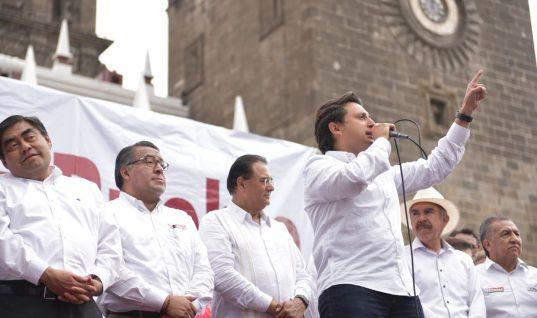 José Juan Espinosa responsabiliza a Moreno Valle y a Gali Fayad por fraude electoral