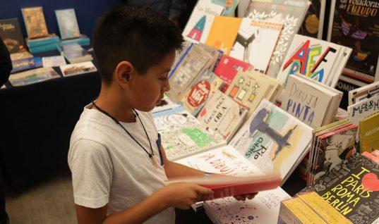 Primer Festival del Libro Ilustrado motivó a leer al público joven