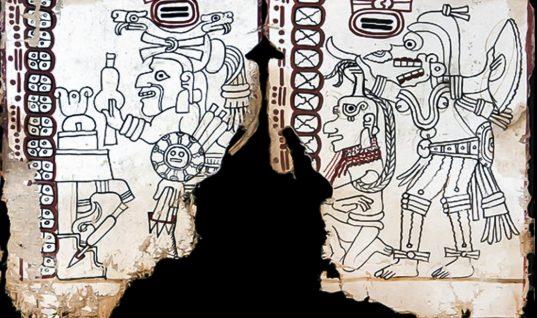 Logran autentificar el códice maya más antiguo del continente americano