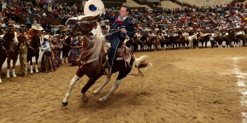 Puebla tendrá nutrida participación en el Campeonato Nacional de Charro