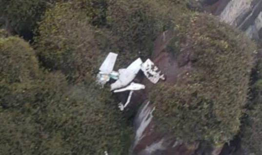 Desaparece avioneta con 6 a bordo; los encuentran muertos