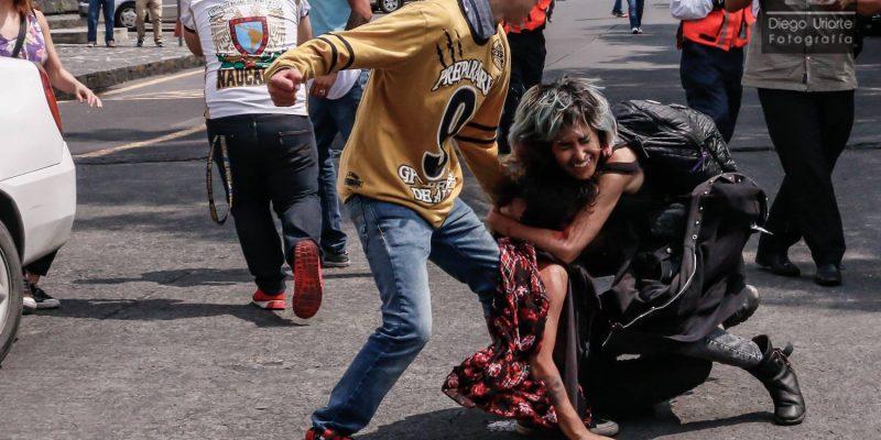 Yeidckol Polevnksy reprueba actos violentos en UNAM