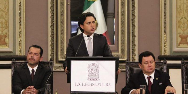 Ejército no puede hacerse cargo de la seguridad en Puebla: José Juan Espinosa