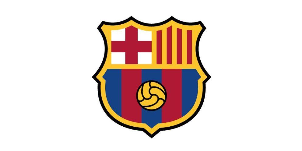 Los 5 Cambios En El Escudo Del Fc Barcelona