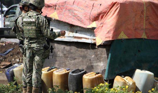 Movimiento de huachicoleros en Villa Frontera reportado desde hace medio año