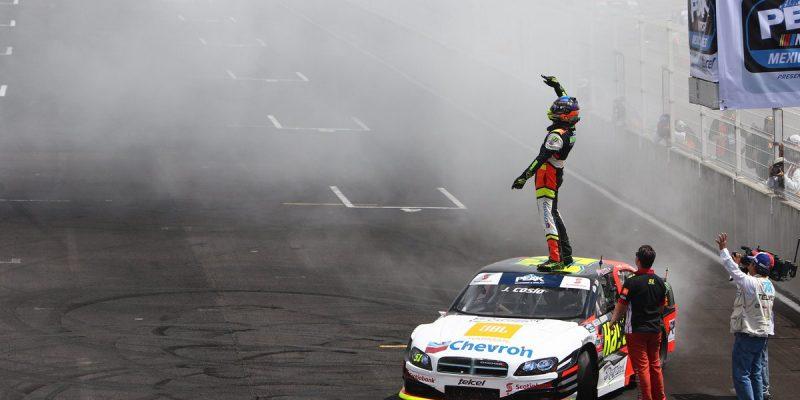 NASCAR FedEx Challenge: Jake Cosío logra en Puebla primera victoria