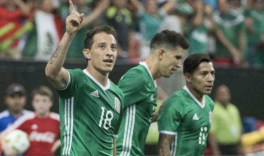 La Selección Mexicana sube en el ranking de la FIFA