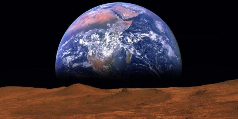 Viajar a Marte, al límite de radiación para astronautas