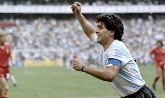 "Muestran a actores que encarnarán a ""Maradona"" en serie de Amazon Prime"
