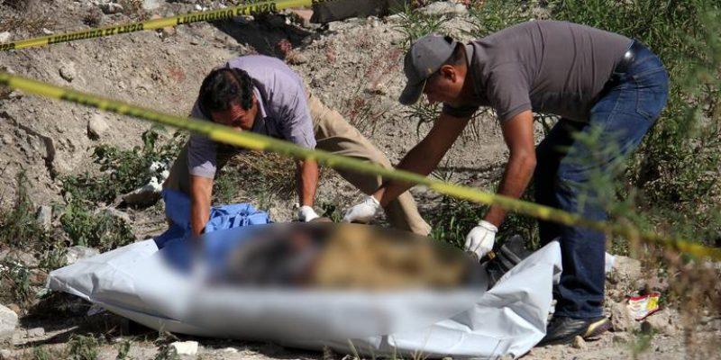 Lo asesinan en Puebla y tiran su cadáver en San Luis Potosí