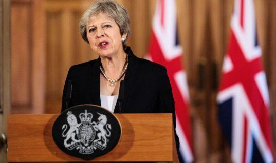 Ministra de Reino Unido condena a Rusia por uso de armas químicas en Inglaterra