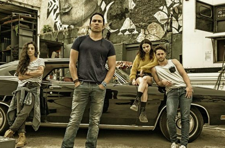 """Netflix lanza adelanto de la serie mexicana """"Diablero"""""""