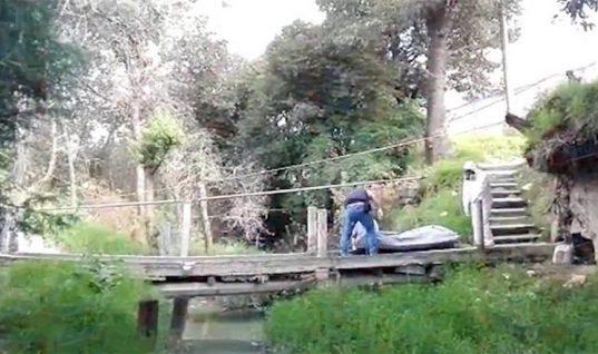 Encuentran tres decapitados en Barranca Honda