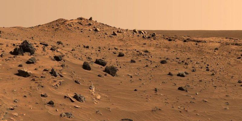 Robot explorador de NASA envía nuevas fotografías de superficie de Marte