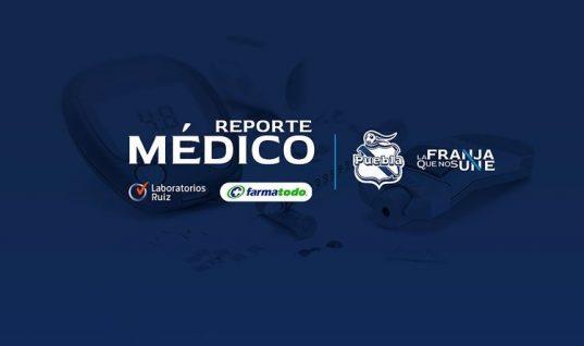 Las bajas en Club Puebla no paran: Torres y Acuña lesionados