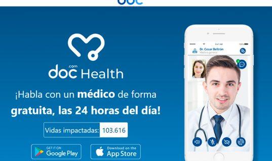 Docademic: la primera App mundial gratuita en telemedicina creada en México