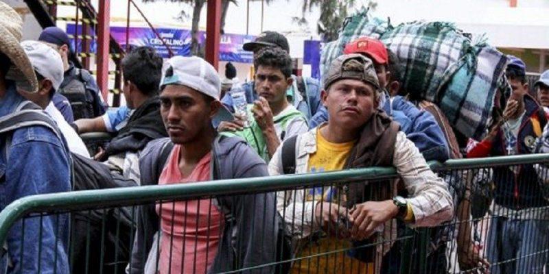 Más migrantes llegan a la Ciudad de México