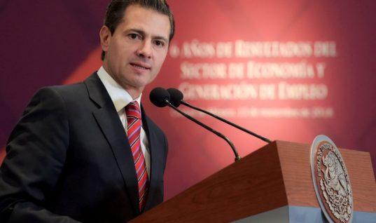 Tendrá México cierre histórico en indicadores económicos de alto impacto Peña Nieto