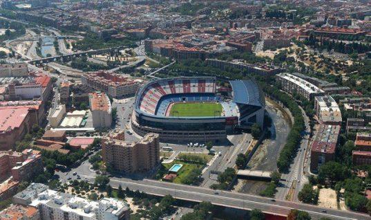 El ayuntamiento de Madrid autoriza la demolición del Vicente Calderón