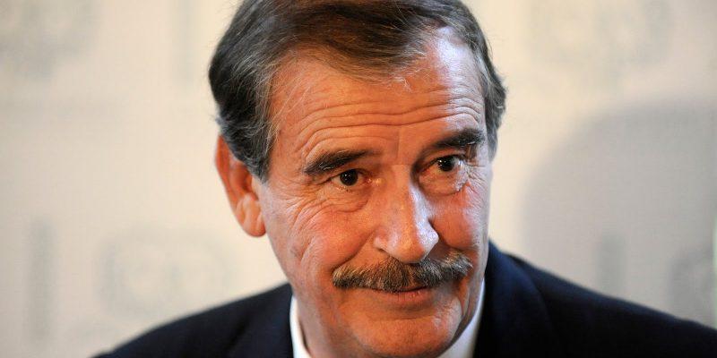 Critica Vicente Fox ausencia de AMLO en funeral de Moreno Valle y Alonso