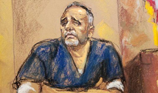 La mano derecha del Chapo que testificó en su contra