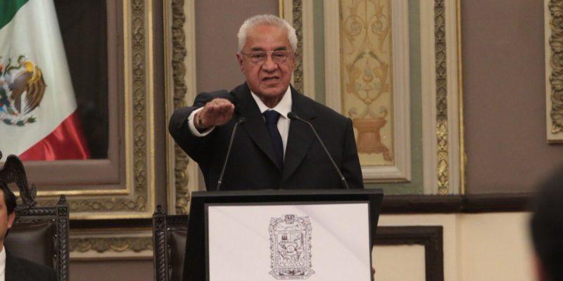 Políticos poblanos reaccionan a designación de Pacheco Pulido como interino