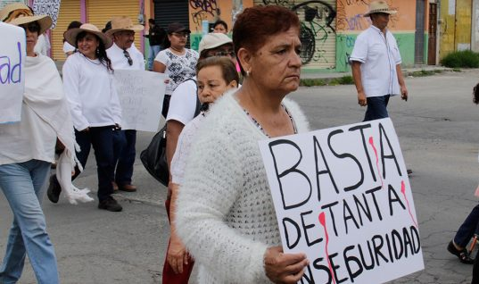 Ciudad de Puebla, tercer lugar nacional con la mayor percepción de inseguridad