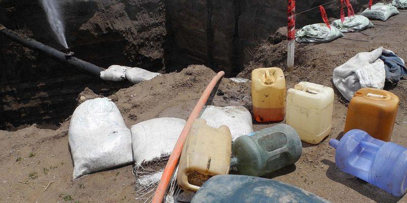 Puebla en riesgo latente por tomas clandestinas