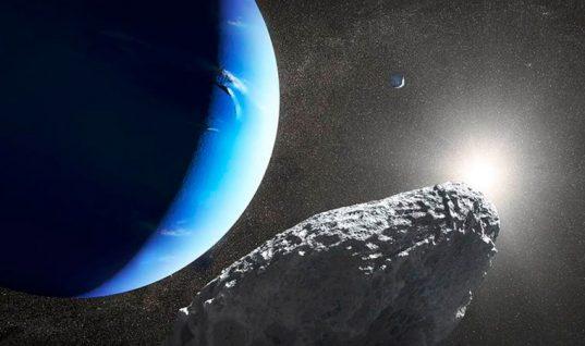 Hipocampo, luna de Neptuno, podría ser un pedazo de satélite natural