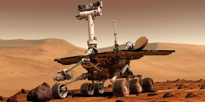 "NASA da por ""muerto"" al robot Opportunity en Marte"