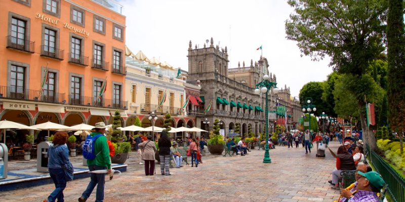 Presentarán proyecto para hacer totalmente peatonales calles del Centro Histórico