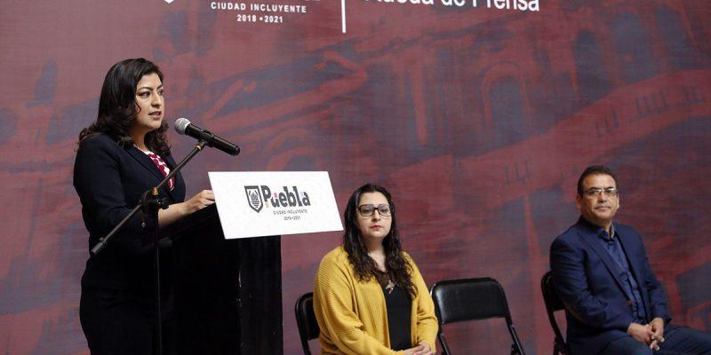 """""""No las vamos a dejar solas"""": Rivera Vivanco refrenda apoyo a activistas agredidas"""