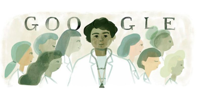 Matilde Montoya, primera médica mexicana a la que Google homenajea