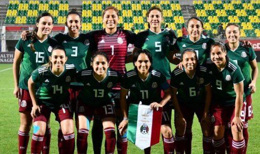 Selección Mexicana Femenil jugará partido amistoso ante Canadá
