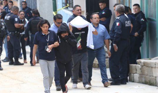 Detienen a pareja acusada de asfixiar y asesinar a su hijo de un año