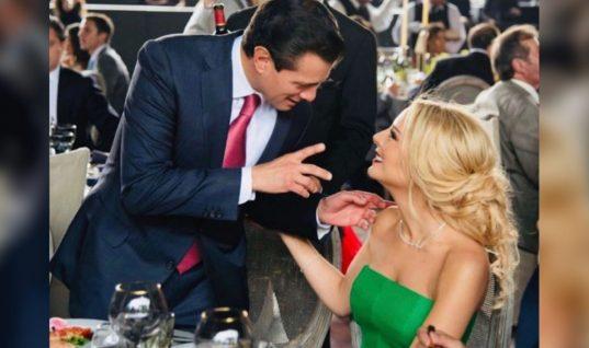 Peña Nieto creerá en el amor una vez más… Habría boda en diciembre