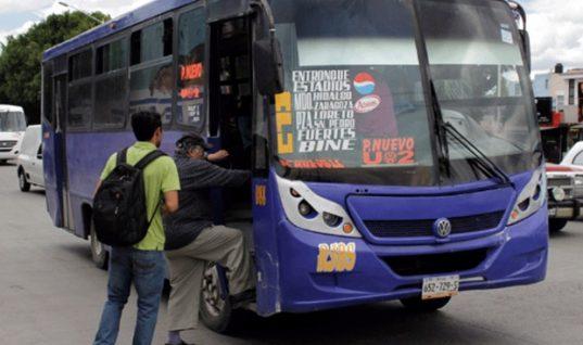 El jueves se dará a conocer el aumento a la tarifa del transporte público